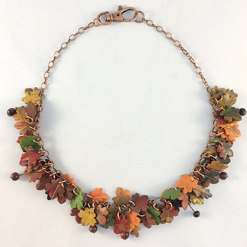 Lena-Shore-Fall-Leaves-Necklace-3
